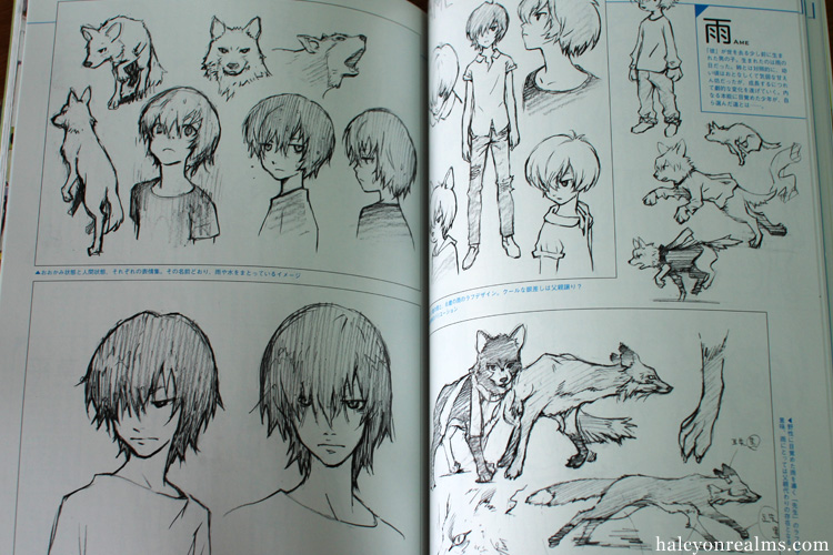 Character Design Quarterly Review : Character design quarterly mohawk maker year