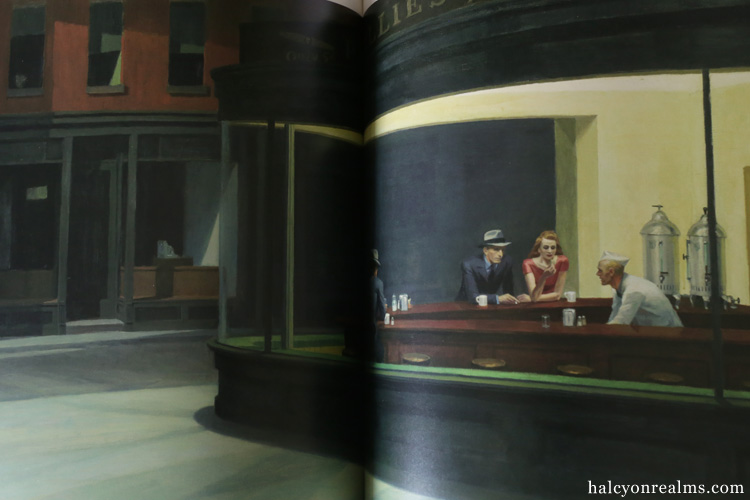 Silent Theater : The Art Of Edward Hopper