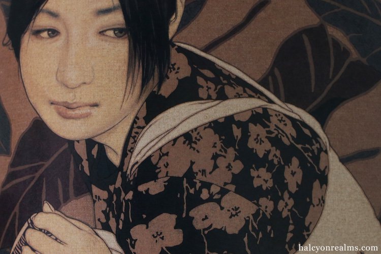 One Hundred Nights Of Bliss - Ikenaga Yasunari Art Book