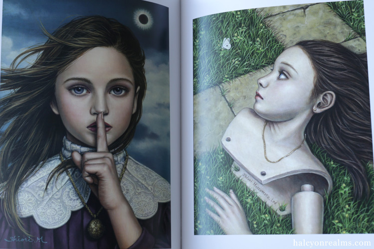 Shiori Matsumoto - Garden Of Illusions Art Book Review