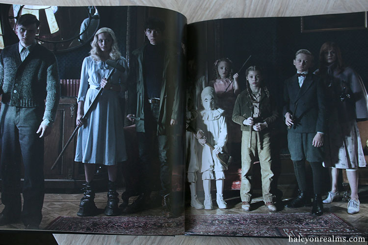 The Art Of Miss Peregrine's Home For Peculiar Children Book Review