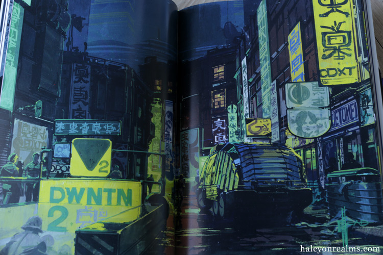 The Movie Art Of Syd Mead Visual Futurist Book Review