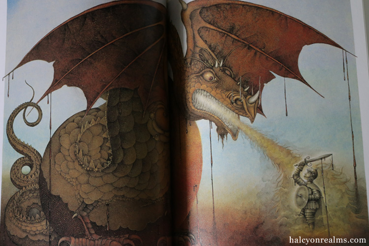 Through A Looking Glass Wayne Anderson Art Book Review